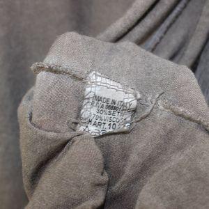 Terra Nomad Sweaters - Terra Nomad Sheer Open Front Cardigan Brown
